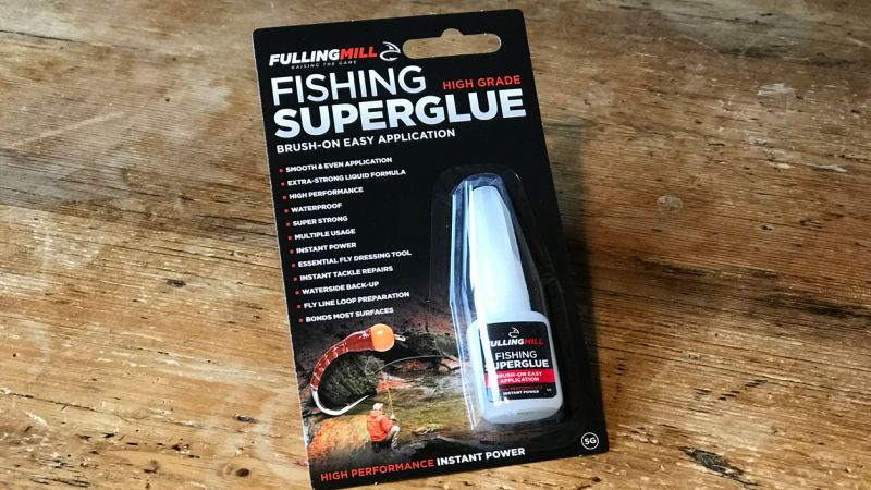 Fulling Mill Fishing Superglue review | Fly&Lure