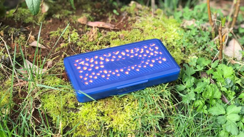 Tacky Flydrophobic SD fly box review