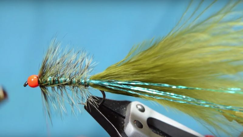Grenadier River Still Water Trout Fly Fishing Palmer Wet Flies Nymphs