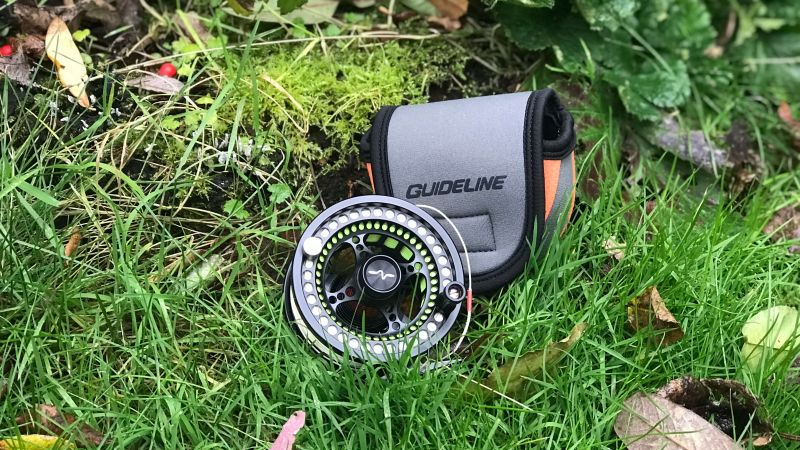 Guideline Haze v2 fly reel review
