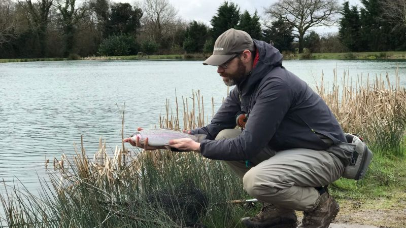 Fly fishing diary: February 2020