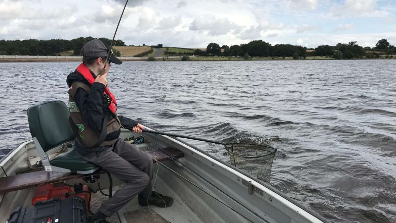 How and why to fish wind lanes for trout