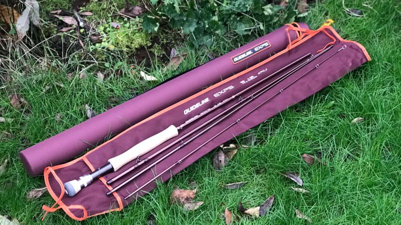 Guideline EXP5 fly rod review | Fly&Lure