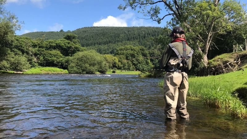 Fly fishing diary: July 2020