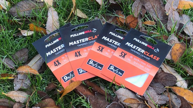 Fulling Mill Masterclass Tapered Leaders review