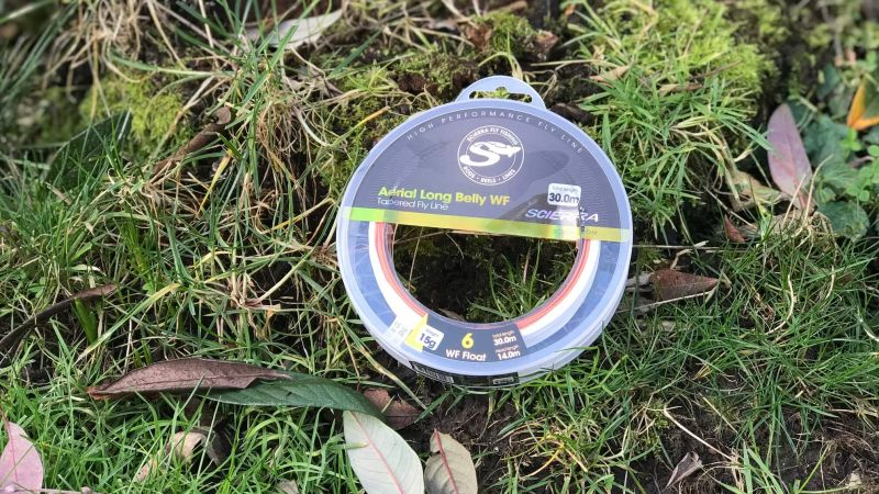 Scierra Aerial Long Belly Fly Line Review Fly Amp Lure