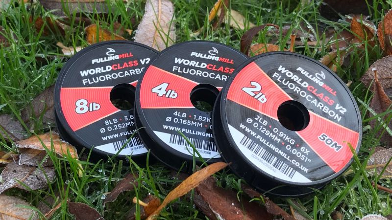 Fulling Mill World Class V2 Fluorocarbon review