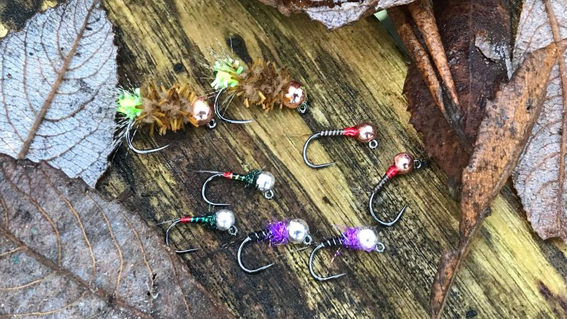 Fulling Mill grayling jigs review