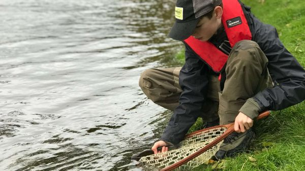 Fly fishing diary: October 2019