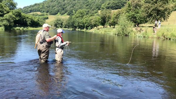 Fly fishing diary: June 2018
