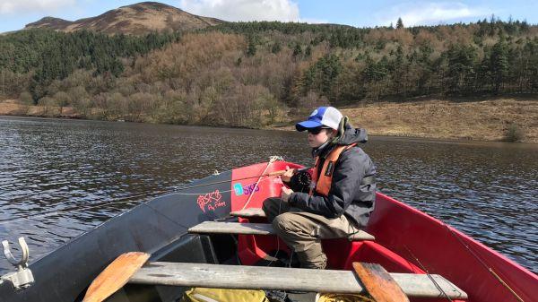 Fly fishing diary: April 2018