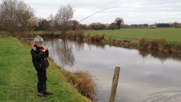 Fly fishing diary: December 2016