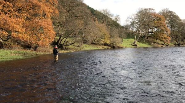 How to fish the St. David's beat on the River Dee