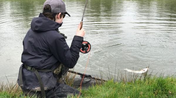 Fly fishing diary: March 2019