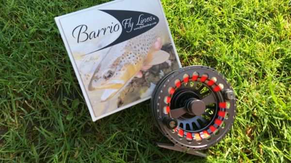 Barrio Mallard fly line review
