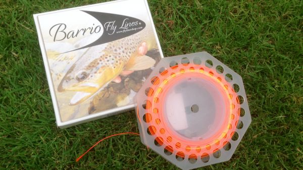 Barrio GT125 fly line review