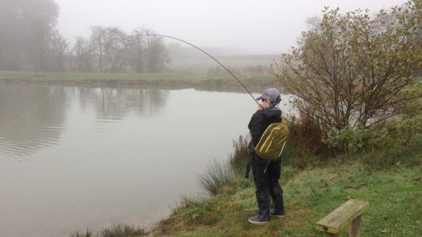 How to fish Ellerdine Lakes, Shropshire