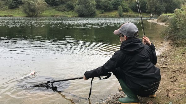 How to fish Westlow Mere