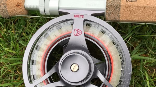 Greys GTS700 fly reel review